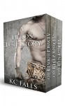 Driven, Damaged and Dangerous: A Hero's Love Story - K.C. Falls