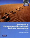 Essentials of Entrepreneurship and Small Business Management - Norman M. Scarborough