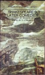 Shakespeare's Later Comedies: An Anthology of Modern Criticism (Penguin Shakespeare Library) - D.J. Palmer