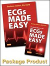 Ecgs Made Easy - Book and Pocket Reference Package - Barbara J. Aehlert