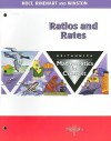 Ratio And Rates (Britannica Math In Context) - Holt Rinehart