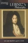 Historical Dictionary of Leibniz's Philosophy - Stuart C. Brown, N.J. Fox