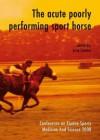 Acute Poorly Performing Sport Horse - Arno Lindner