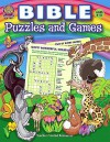 Bible Puzzles and Games - Mary Tucker