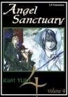 """Angel Sanctuary, Tom 4 (Angel Sanctuary, #4) - Kaori Yuki, Paweł """"Rep"""" Dybała"""