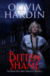 Bitten Shame (Book 2 of the Bend-Bite-Shift Trilogy) - Olivia Hardin, Kristin Leigh