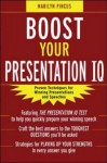 Boost Your Presentation IQ - Marilyn Pincus