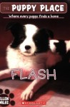 The Puppy Place #6: Flash - Ellen Miles