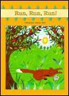 Run, Run, Run! A Kutenai Indian Tale - Elly Schottman, Elinor Chamas, Woodleigh Marx Hubbard