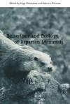 Behaviour and Ecology of Riparian Mammals - Martyn L. Gorman, Nigel Dunstone