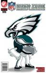 NFL Rush Zone: Season Of The Guardians #1 - Philadelphia Eagles Cover - Kevin Freeman, M. Goodwin