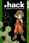 .hack// Legend of the Twilight, Vol. 1 - Tatsuya Hamazaki, Rei Izumi, Naomi Kokubo