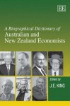 A Biographical Dictionary of Australian and New Zealand Economists - John King