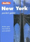 Berlitz New York Pocket Guide - Berlitz Publishing Company