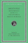 Metaphysics 10-14/Oeconomica/Magna Moralia - Aristotle, Hugh Tredennick, G. Cyril Armstrong