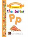 The Letter P Easy Reader - SUSAN B. BRUCKNER, LINDA KINGMAN