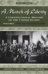 A March of Liberty: A Constitutional History of the United States Volume I: From the Founding to 1890 - Melvin I. Urofsky, Paul Finkelman