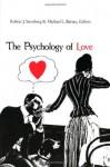 The Psychology of Love - Robert J. Sternberg