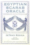 Egyptian Scarab Oracle [With Book and 30 Scarab Pieces, Drawstring Pouch] - Detraci Regula, Nick Farrell