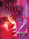 The Second Lie (The Chapman Files) - Tara Taylor Quinn