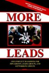 More Leads: The Complete Handbook for Tips Groups, Leads Groups and Networking Groups - Peter Biadasz