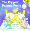 POPPLES PAJAMA PARTY (Please Read to Me) - Popples