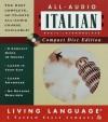 All-Audio Italian: Compact Disc Program - Living Language
