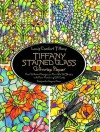 PAPER: Tiffany Stained Glass Giftwrap Paper - NOT A BOOK