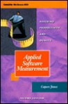 Applied Software Measurement: Assuring Productivity and Quality - T. Capers Jones
