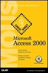 Microsoft Access 2000: MOUS Cheat Sheet - Joseph W. Habraken, Doug Klippert
