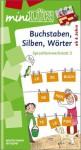 miniLÜK: Buchstaben, Silben, Wörter: Sprachlernwerkstatt 3 für Kinder ab 6 Jahren - Heinz Vogel, Heiner Müller