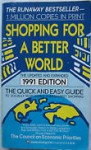 Shopping for a Better World 1991 (Shopping for a Better World) - Council on Economic Priorities