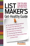List Maker's Get-Healthy Guide: Top To-Dos for an Even Better You! - Prevention Magazine