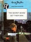 The Secret Seven and the Case of the Dog Lover - Enid Blyton, Tom Dunnington