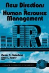 New Directions in Human Resource Management (Hc) - Chester A Schriesheim, Linda L Neider