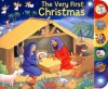 The Very First Christmas - Lori C Froeb, Steve Cox
