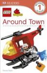 LEGO® DUPLO Around Town (DK Readers Level 1) - Victoria Taylor