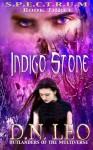 Indigo Stone (Spectrum Series - Book 3): Outlanders of the Multiverse (Volume 3) - D.N. Leo