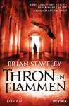 Thron in Flammen: Roman (Thron-Serie 2) - Brian Staveley, Michael Siefener