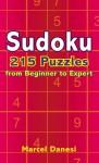 Sudoku: 215 Puzzles from Beginner to Expert - Marcel Danesi