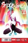 Spider-Gwen #1 Marvel Comics 2015 - Jason Latour