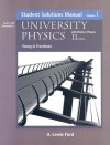 University Physics with Modern Physics: Student Solutions Manual, Volume 1, 11th Edition - Hugh D. Young, Roger A. Freedman, A. Ford