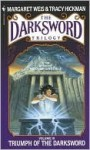 Triumph of the Darksword (The Darksword Trilogy, #3) - Margaret Weis, Tracy Hickman