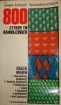 Mon tricot handwerken 800 steken en aanwijzingen haken en breien (Mon Tricot handwerken, #7) - Unknown