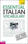 Essential Italian Vocabulary - Mike Zollo