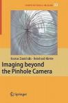 Imaging Beyond the Pinhole Camera - Kostas Daniilidis