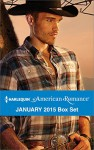 Harlequin American Romance January 2015 Box Set: A Cowboy of Her OwnThe New CowboyTexas MomMontana Vet - Marin Thomas, Rebecca Winters, Roz Denny Fox, Ann Roth