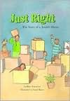 Just Right: The Story of a Jewish Home - Ellen Emerman, Hachai Publishing