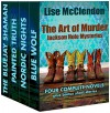 The Art of Murder: Jackson Hole Mysteries (Alix Thorssen Mysteries Book 6) - Lise McClendon, Rory Tate