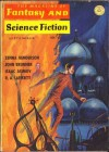 The Magazine of Fantasy and Science Fiction, September 1966 - Edward L. Ferman
